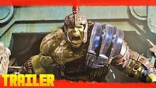 Thor 3: Ragnarok (2017) Primer Tráiler Oficial Español