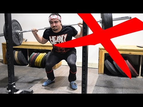 DON'T Make This Squat Mistake