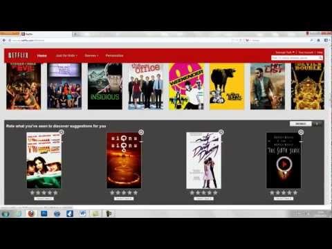 How to change Netflix UK content to Netflix US  WIN + MAC