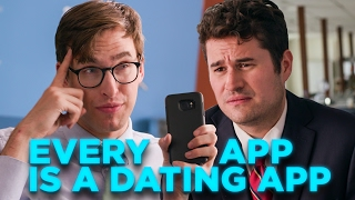 Everything Is A Dating App