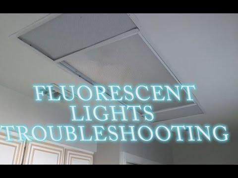 Fluorescent Lights Troubleshooting