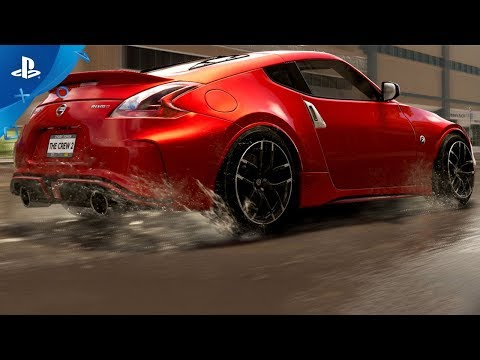 The Crew 2: Available June 29, 2018 | Gameplay Trailer | PS4