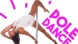 SEXY POLE DANCE 💃 | Adina Rivers
