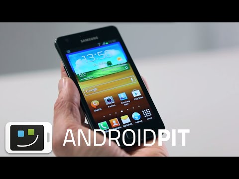 Samsung Galaxy S2 - Jelly Bean Update [HANDS-ON]