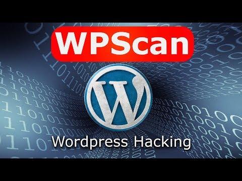 WordPress website get admin access, vulnerability scan Using WPScan in Kali Linux
