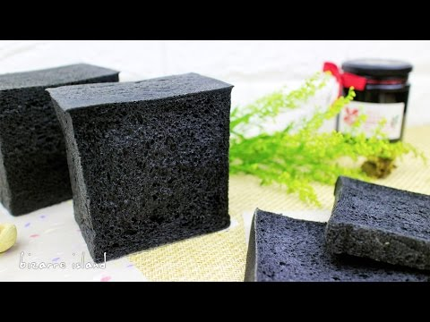 Homemade Bamboo Charcoal