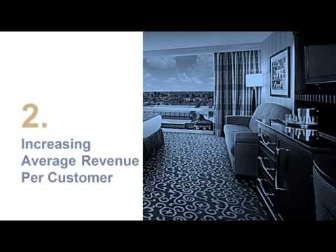 How to improve profit, revenue per guest and customer service quality.