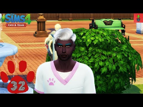 New Employees | Sims 4 Cats and Dogs Part 32