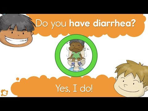 Do You Have A Runny Nose? - English (Health) Pattern Practice - Fun Children's Learning Videos