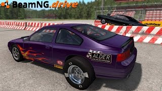 BeamNG.drive - FAST AND FURIOUS DRAG