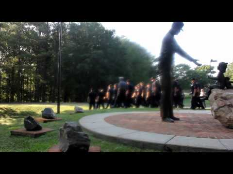 Lewis Ray Beddow Wreath Laying Ceremony