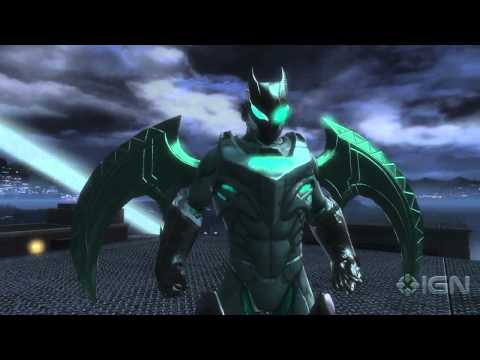 DC Universe Online: Batman & Joker Suits