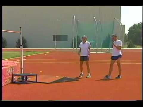 Effective Practice Drills for the High Jump