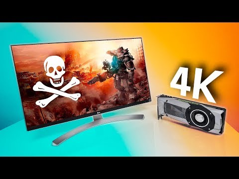 4K PC Gaming - Dying or Already Dead?