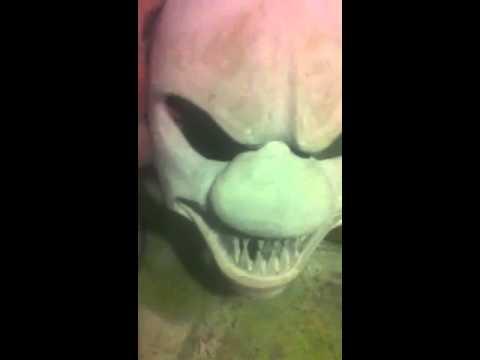 Milders Masks Clown Mask