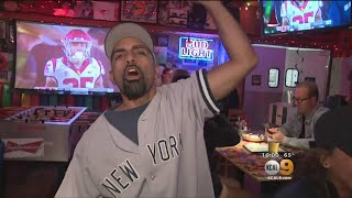 Yankee Fans Implore Their Team To Go -- And They Are, Back To NY!
