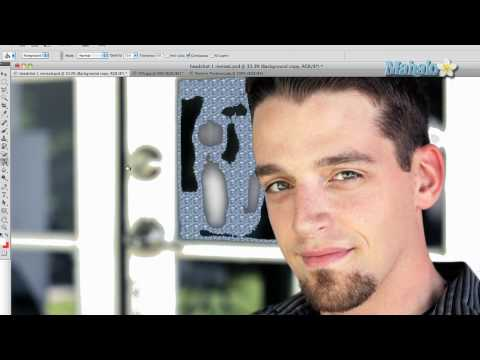 Learn Adobe Photoshop - Paint Bucket Tool