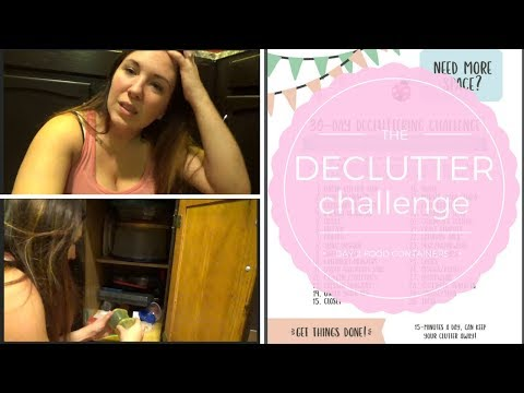 30 Day Decluttering Challenge - Day 02