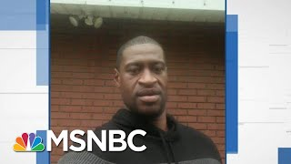 I Can't Breathe, Again: Police Fired And Under Investigation For Black Man's Death | MSNBC