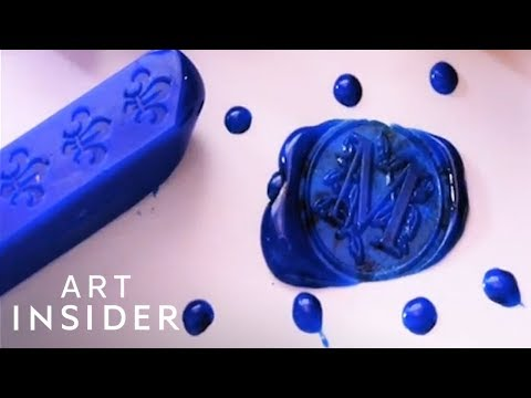 Detailed Wax Seals Will Make You Want To Write Letters Again