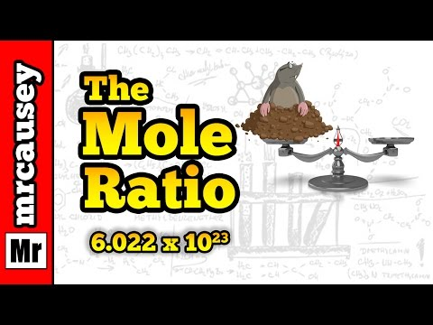 How to Find the Mole Ratio and Molar Mass