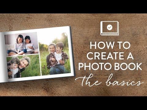 Creating photo books in Snapfish, part 1