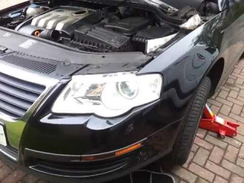 Vw passat B6 2005- gear oil change adding Lucos oil stabiliser