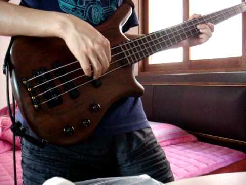 Mr.Big - Green-Tinted Sixties Mind[Bass Cover]