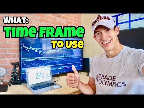 What Time Frame To Use When Trading Stocks 2018