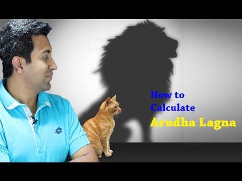 How to calculate Arudha Lagna