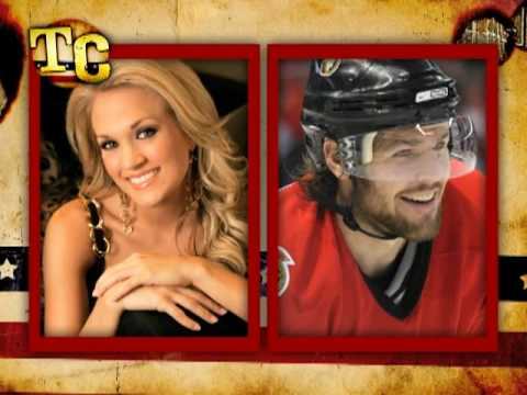 Carrie Underwood has new celebrity boyfriend