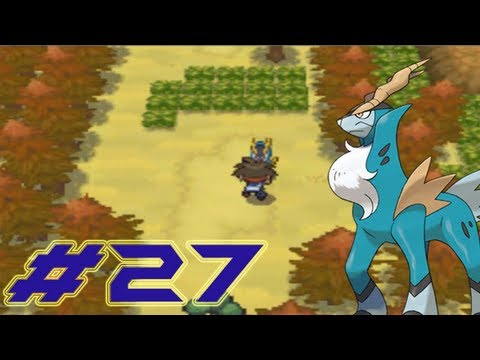 Pokémon Black 2 - Part 27: Catching Cobalion!