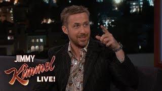 Ryan Gosling Thought He Had Brain Damage