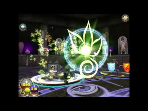 Wizard101: Efreet Spell Quest!