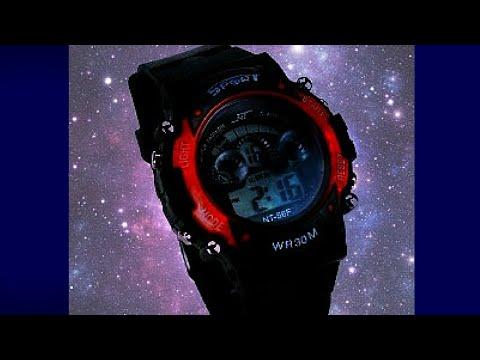 wr30m Watch