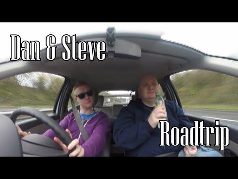 Dan & Steve's Road Trip 2014 (Stonehenge, Bournemouth, Southampton, Brighton & Reading)