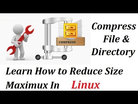How to Compress Files and Directories in Linux