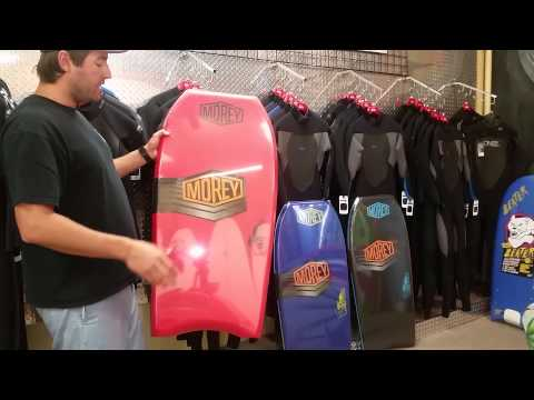 Morey Big Kahuna Bodyboard Review