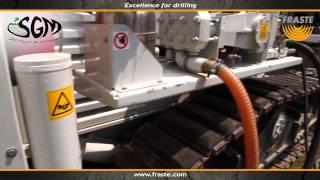 Sgm -  Perforatrice Fraste Mito 60 Al Lavoro A Expo 2015