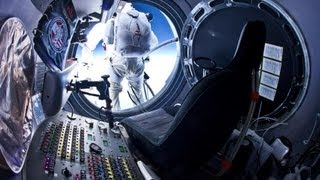 RED BULL STRATOS [HD] - Felix Baumgartner Supersonic Freefall