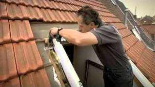 How To Replace An Old Velux Roof Window In A Tiled Roof
