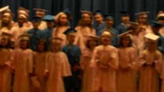 Graduation Singing Small World