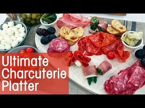 How to Make the Ultimate Charcuterie Platter   CBC Life