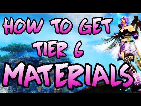 GW2 - How To Get Cheap Tier 6 Materials