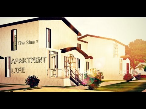 How to: Build your own Apartment in The Sims 3!