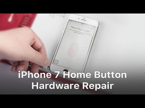 iPhone 7 Touch ID / Home Button Hardware Repair