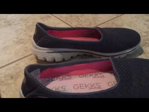 No more smelly shoes & feet!  Get Gekks!!!