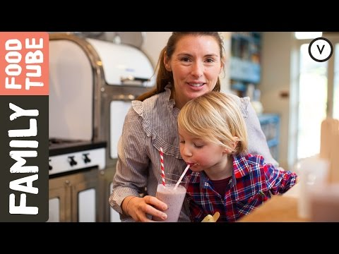 Summer Fruit Smoothies & Ice Lollies | Jools Oliver