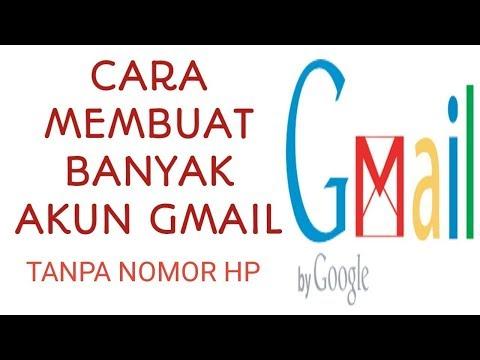 Cara buat akun gmail baru 1 no untuk banyak gmail.