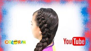 Peinados y trenzas colorin tv